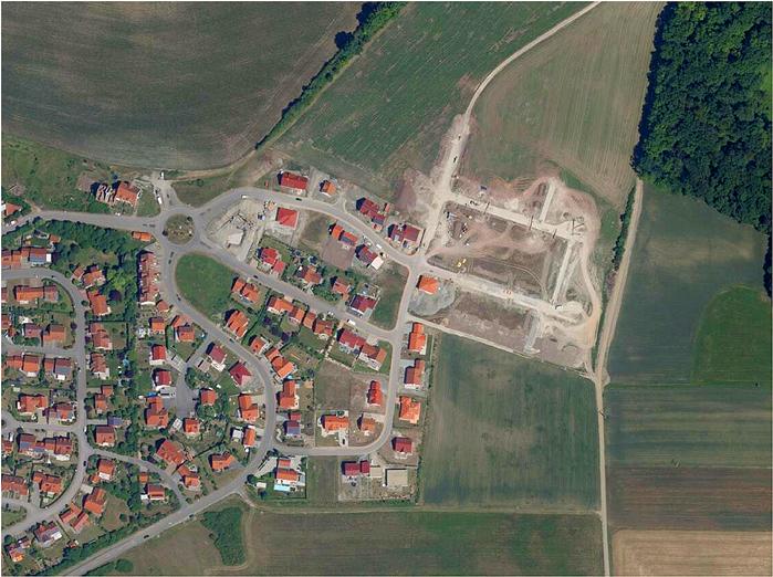 Baugebiet Stadtlauringen
