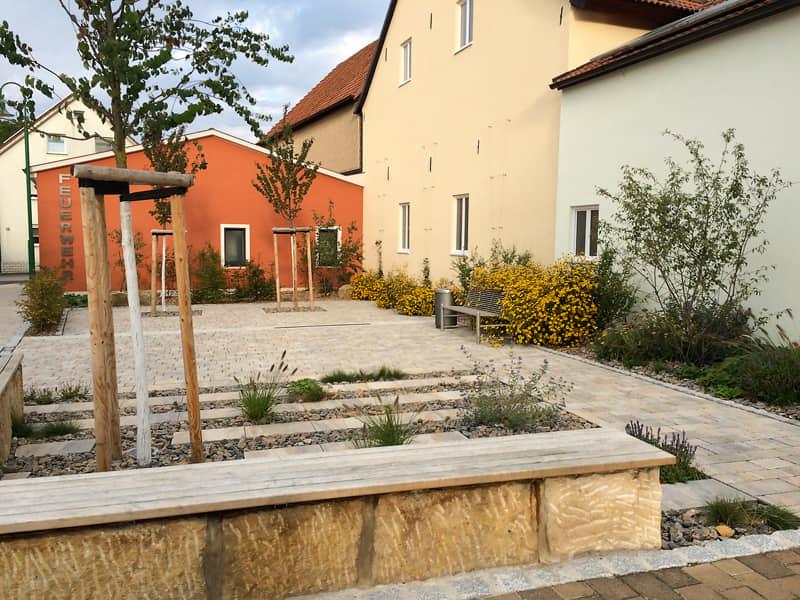 Dorfplatz Ballingshausen